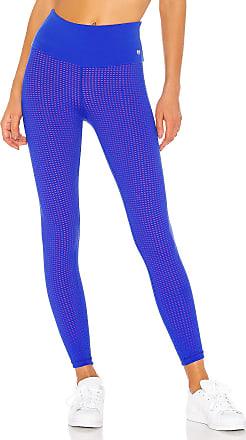 Maaji Double Dream Reversible High Rise Legging in Blue