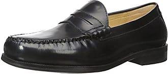 G.H. Bass & Co. Mens Carmichael Penny Loafer, Black, 9.5 M US