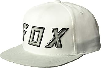 the latest 5bb0d 7a36d Fox Mens POSESSED Snapback HAT, White, OS