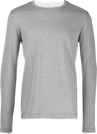 Eleventy Suéter de tricô - Cinza