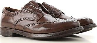 Officine Creative Slip On Schuh für Herren Günstig im Sale, Zigarrenfarbig, Leder, 2019, 39.5 40 41 42 42.5 43 43.5 44