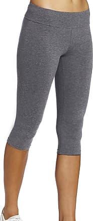 iLoveSIA Womens Yoga Pants High Waist Workout Stretch Running Leggings XL Grey