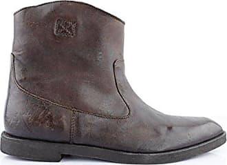 c462a84a6f1a9d Diesel D-Liza Dark Brown Damen Stiefelette Winterstiefel Schuhe Chelsea  Boots (41 EU)