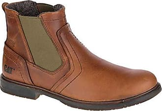 CAT Armitage Sugar Herren Chelsea Stiefel Brown - 8 UK 827fb1aa17