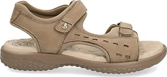 Panama Jack Womens Sandals Nilo Basics B4 Napa Grass Taupe 37 EU