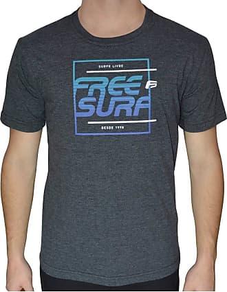 Free Surf Camiseta Free Surf de Boa Juvenil