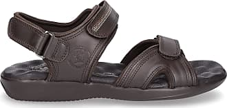 Panama Jack Mens Sandals Contemporary C801 Napa Marron/Brown 43 EU