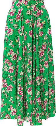Zadig & Voltaire Floral-printed Skirt Womens Green