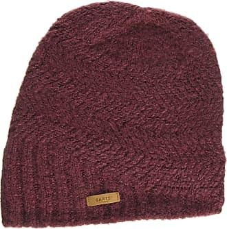 Barts Womens Cecilia Beanie Hat, Rosa (Maroon 0025), One Size