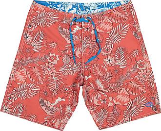 Panareha WAIKIKI Boardshorts red | recycled PET