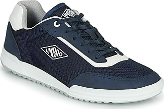 Umbro Indo Trainers Men Marine - UK:8.5 - Low Top Trainers Shoes
