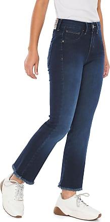 Triton Calça Jeans Triton Reta Special Azul-marinho
