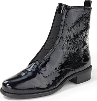 Gerry Weber Ankle boots Calla made of soft calf patent leather Gerry Weber black