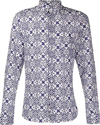 Peninsula Camisa Sperlonga Var.3 com estampa - Branco