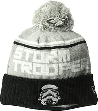 02d77b59761 New Era Cap Young Mens Storm Trooper Jumbo Cheer Pom Knit Beanie Hat