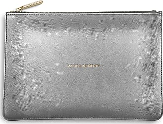 Katie Loxton Magical Moments - The Perfect Pouch - Metallic Charcoal