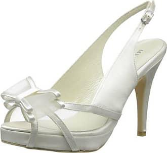 femmeBlancElfenbeinIvory EU à bride 0441 Menbur Fabianasac roeWdQCxB