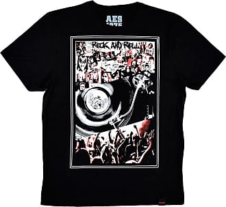 AES 1975 Camiseta AES 1975 Rock and Roll