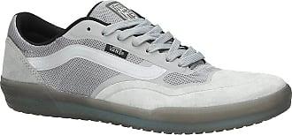 Vans Ave Pro Reflective Skate Shoes gray