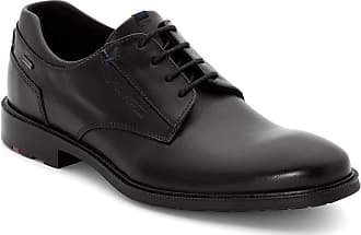 Lloyd Men Business Shoes Veria, Men´s Lace-Up Flats,Low Shoe,lace-up Shoe,Derby Lacing,Suit Shoe,Dress Shoe,Office,Schwarz,8.5 UK / 42.5 EU