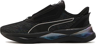 Puma Lqdcell Shatter XT Luster Womens Trainers, Black, size 3.5, Shoes