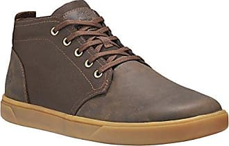 Timberland Mens Groveton LTT Chukka L/F Boot, Potting Soil Saddleback, 9 M US