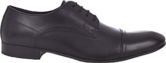 Ikon Mens Hastings Formal Oxford Shoes - Black - 10UK