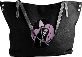 Juju Living Under Bad Days Womens Classic Shoulder Portable Big Tote Handbag Work Canvas Bags