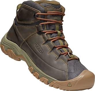 KEEN Unisex Kids/' Targhee Mid Imperm/éable High Rise Hiking Shoes