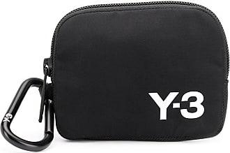 Yohji Yamamoto snap key hook wallet - Black