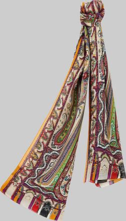 Etro Schal Mit Paisley-muster, Herren, Multicolor