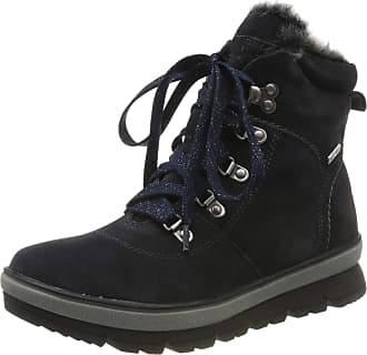 Jana Womens 8-8-26230-23 Ankle Boots, Blue (Navy 805), 6 UK
