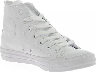 Chaussures Homme Hi Sport Leather Monochrome de Converse Blanc Ctas RFIw0qxFZ