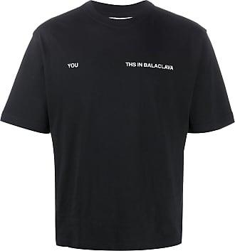 Youths in Balaclava Camiseta com estampa You - Preto