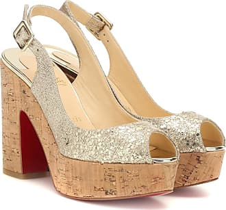 38762ae8106 Christian Louboutin® Heeled Sandals: Must-Haves on Sale at USD ...