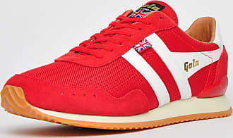 Gola Classics Track 317 Made in England 1905 Mens Red