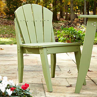 UWharrie Chair Outdoor Uwharrie Plaza Armless Patio Dining Chair - P096-024P