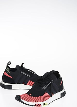adidas Fabric and Leather NMD RACER PK Sneakers Größe 10