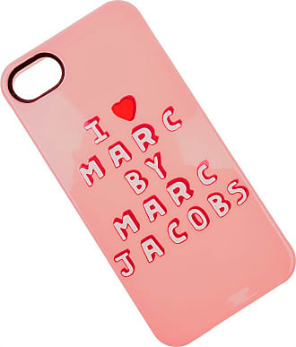 Marc Jacobs iPhone 5 - 5S, Iphone 5 & 5s Case, Pink, Rubber, 2017, One size One size