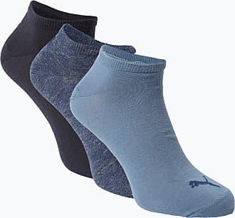 Puma Herren Sneakersocken im 3er-Pack blau