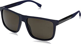 9596a2f798 HUGO BOSS BOSS by Hugo Boss Mens B0879s Rectangular Sunglasses