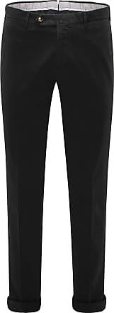 Pantaloni Torino Chino Slim Fit schwarz bei BRAUN Hamburg
