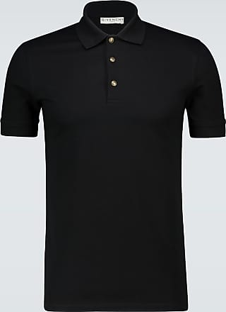 Givenchy 4G buttons slim-fit polo shirt