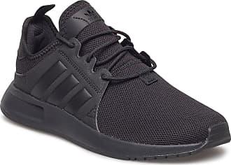adidas Originals X_plr J Shoes Sports Shoes Running/training Shoes Svart Adidas Originals
