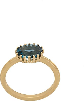 Astley Clarke large Linia London ring - GOLD