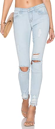 Lovers + Friends Ricky Skinny Jean in Blue