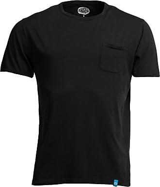 Panareha T-shirt con taschino MARGARITA nero