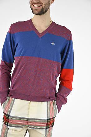 Vivienne Westwood Striped V-neck Sweater size M