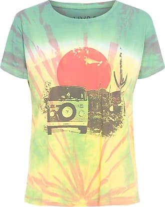 N.Y.B.D. Camiseta Tie Dye - Verde