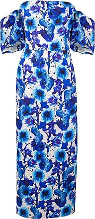 Borgo De Nor Vestido Adelita - Azul